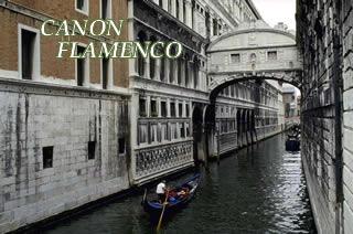 canon flamenco