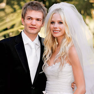 艾薇儿婚礼