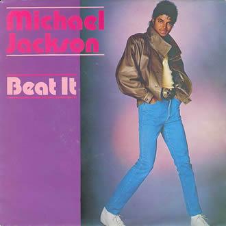 迈克尔杰克逊经典歌曲:Beat It