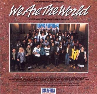 迈克尔杰克逊经典歌曲:We Are The World