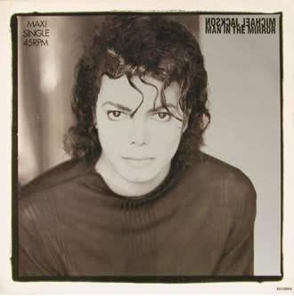 迈克尔杰克逊经典歌曲:Man In The Mirror