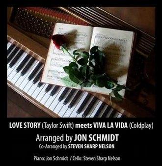 Love Story meets Viva La Vida