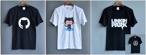 Github-T恤