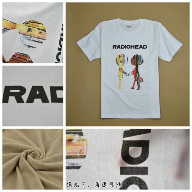 Radio head T恤