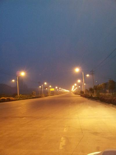 无题:夜景