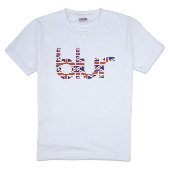 Blur乐队T恤