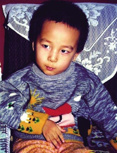 程浩的童年照片