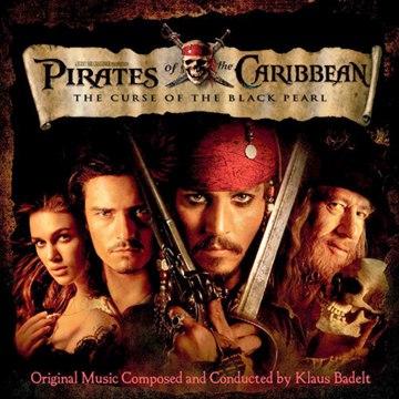 背景音乐He's a Pirate —— Klaus Badelt