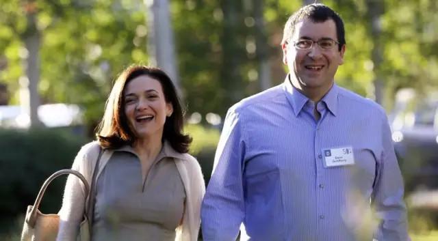 桑德伯格,Facebook现任首席运营官,前谷歌副总裁