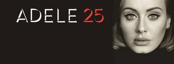 Adele《25》专辑
