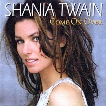Shania Twain(仙妮亚·唐恩)