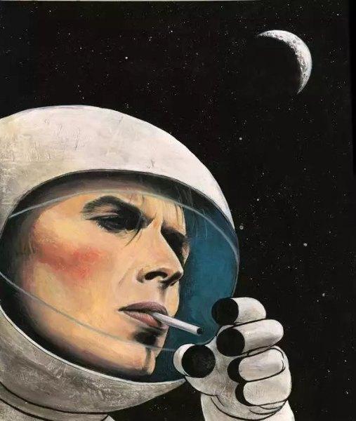 Space Oddity-David Bowie