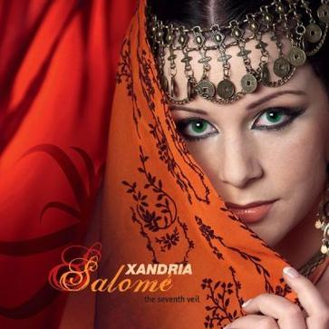 Salomé -- The Seventh Veil - Xandria