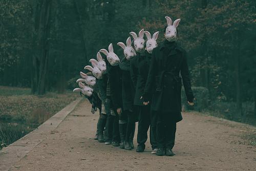 Seven、兔子面具、狗叔、双栖米兰、谁年轻时没疯狂过