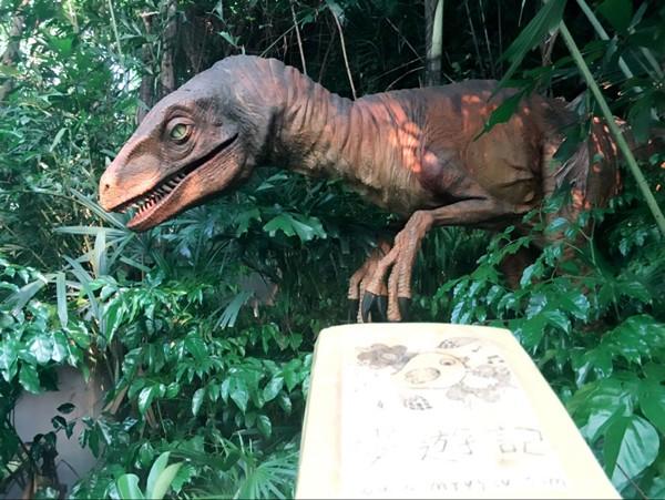【当麦麦遇上恐龙】