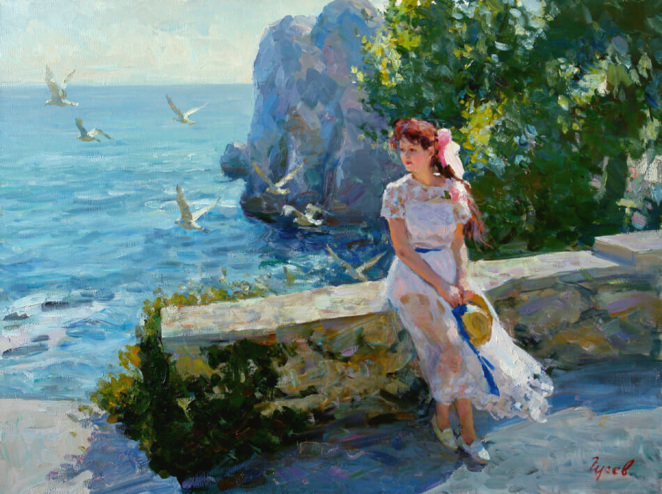 FRESH WIND - Vladimir Gusev