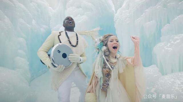 Lexi Walker与Alex Boye翻唱《Let It Go》