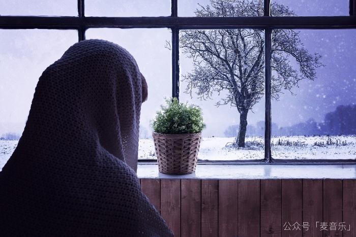 窗外,日常生活