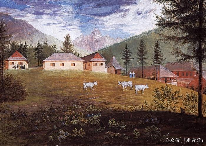 Starý Smokovec | Karol Tibély 1834