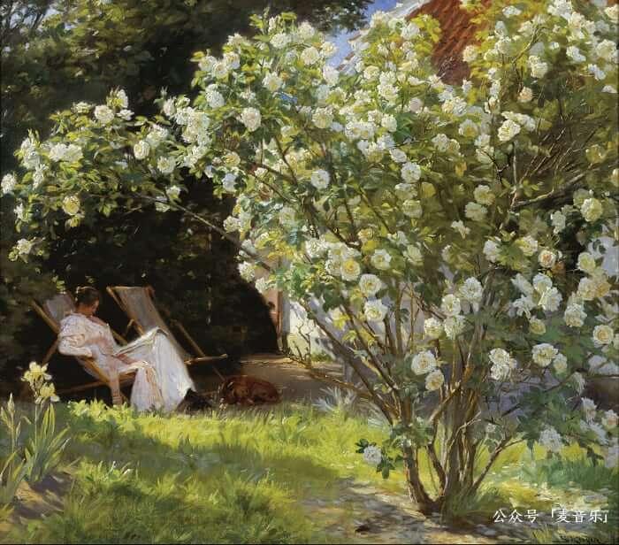 创作者©️P.S. Krøyer, 1893