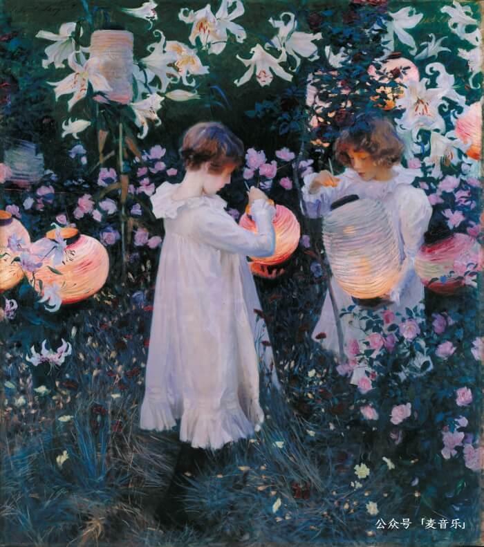 Carnation, Lily, Lily, Rose | John Singer Sargent