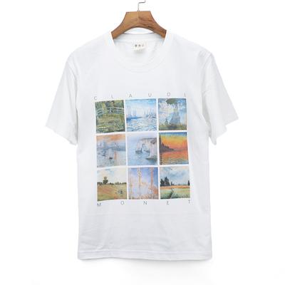 莫奈的光影世界T恤