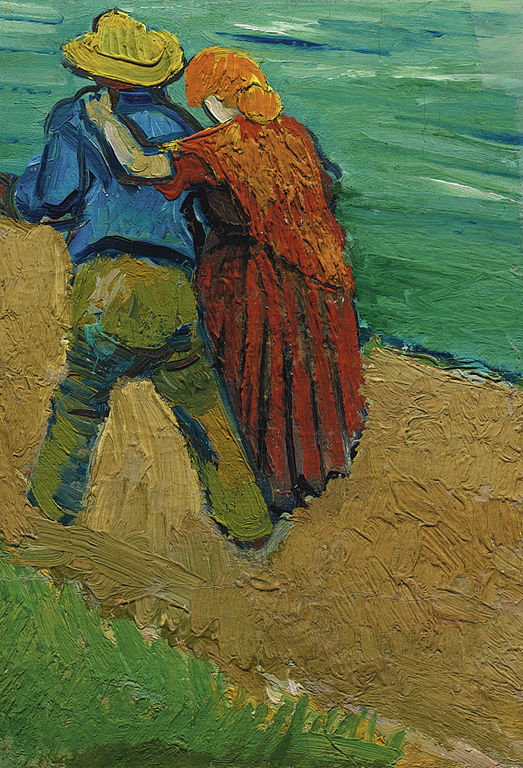 Two Lovers | Vincent van Gogh