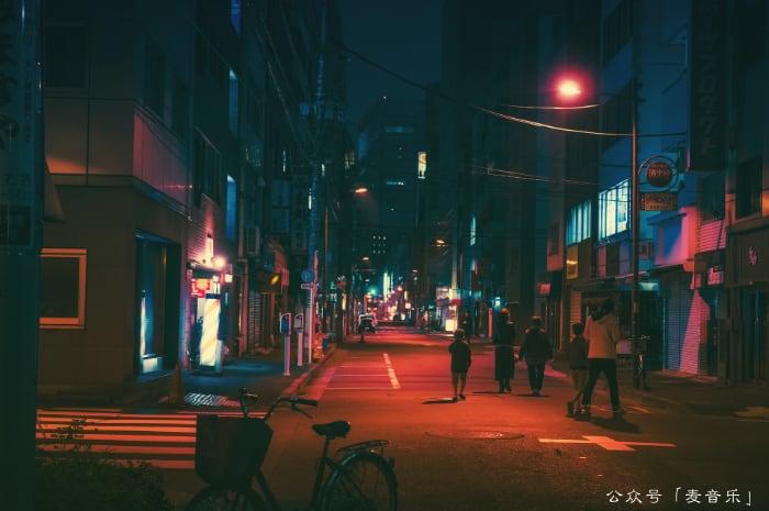 城市的黑夜