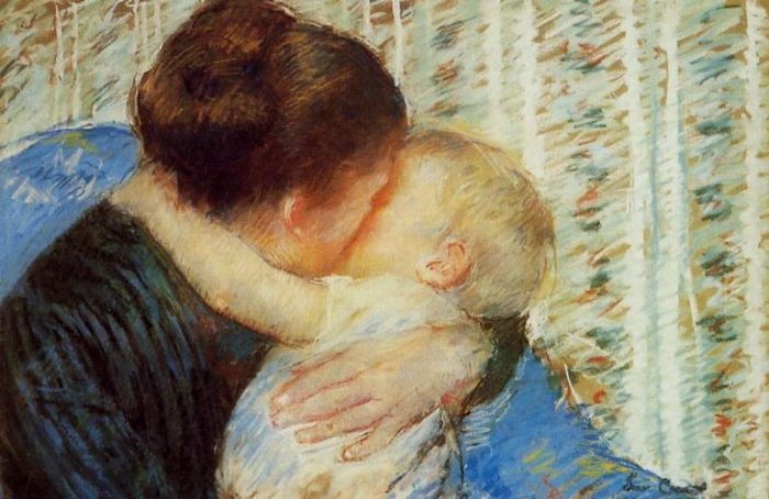 Mother and Child©Mary Cassatt