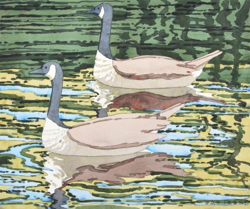 Canadian Geese©Neil Welliver