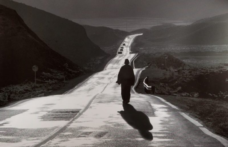 Abbas Koarostami, Untitled, Road Series, 1978-2003. Courtesy of the artist and The Farjam Foundation.