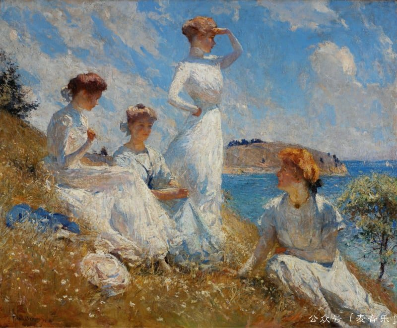Summer©Frank Weston Benson
