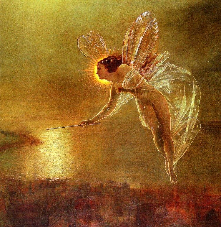 Spirit of the Night | John Atkinson Grimshaw