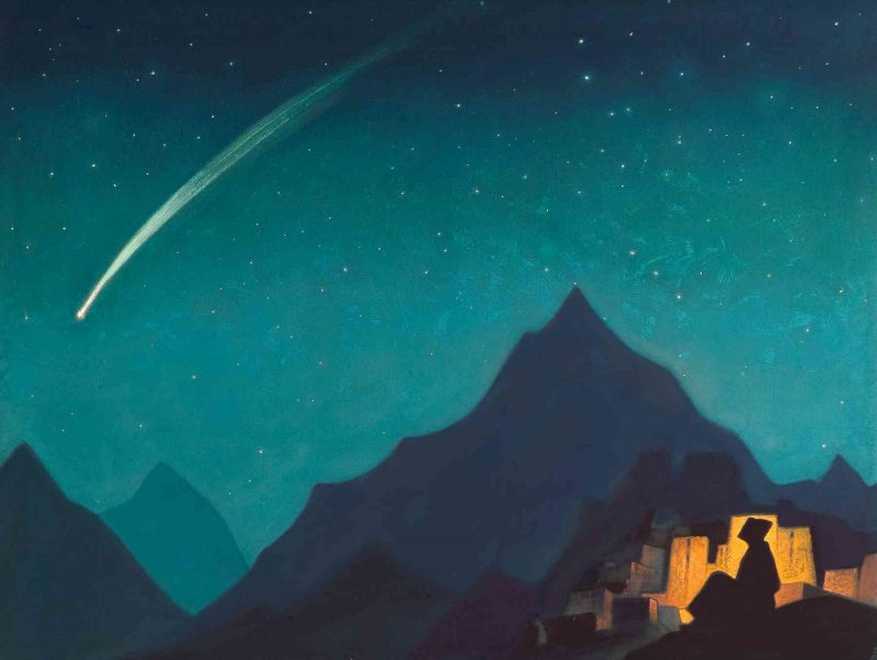 Star of the Hero | Nicholas Roerich