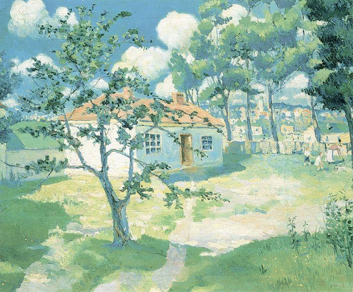 Spring | Kazimir Malevich