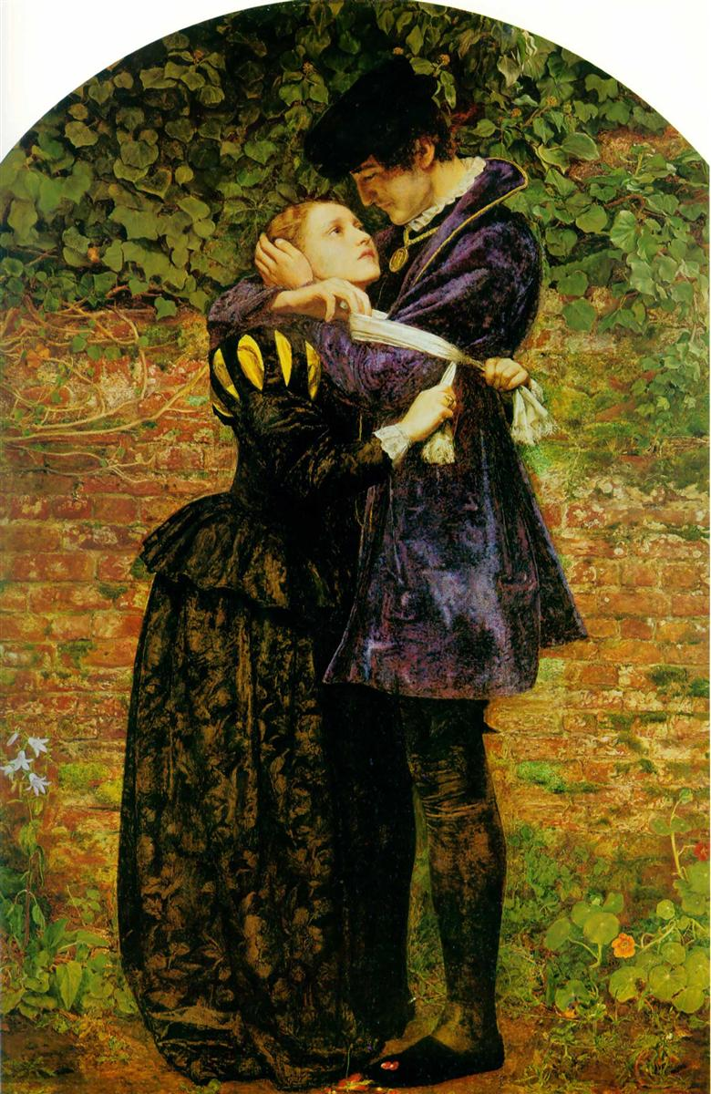 图/John Everett Millais