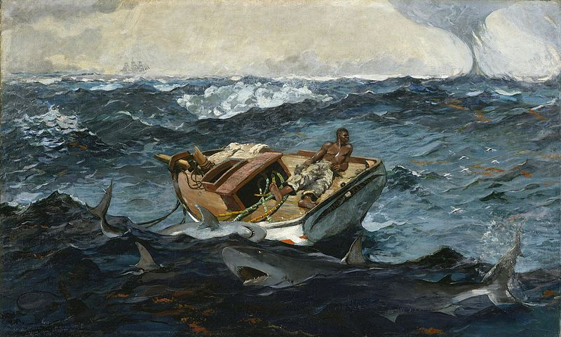 The Gulf Stream - Winslow Homer