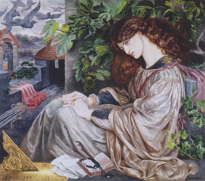 ThePiaofTolomei - Dante Gabriel Rossetti